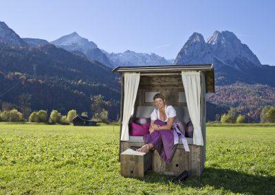Alpenkorb Ambiente