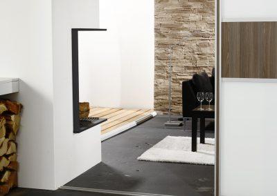 Stone im Wohnzimmer