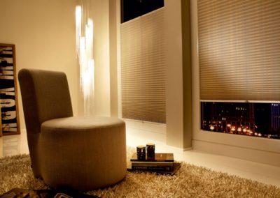 Faltstore für große und kleine Fenster